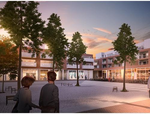Commercieel Gebouw te koop in Zwevegem, € 241.000
