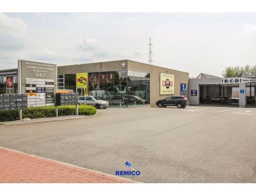 Magazijn met bureel te koop in Temse, € 366.850