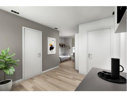 Appartement te huur in Leuven, € 610