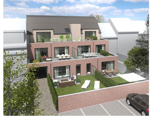 Project nieuwbouw in schoten vanaf u20ac 236.500 1003p77 belgo flat