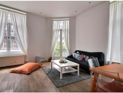 Appartement te huur in Sint-Gillis, € 950