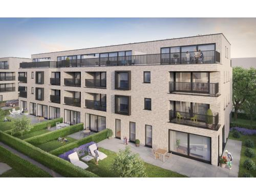 Appartement te koop in Gent, € 417.500