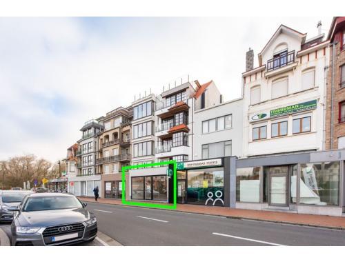 Handelspand te koop in De Haan, € 227.500