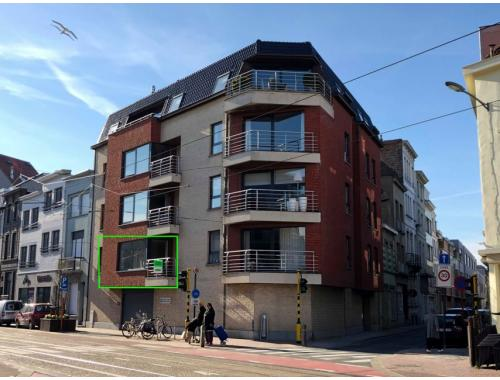 Appartement te huur in Blankenberge, € 740