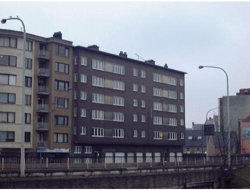 Appartement te huur in gent 540 h9efv c plus zimmo for Appartement te huur gent