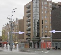 Mooi en prachtig gelegen standingvol appartement met 3 slaapkamers in Genk-Centrum vlak bij alle voorzieningen. Ook ideaal voor gepensioneerden. Shopp