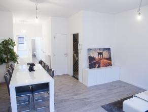 3 Appartements de ca 80m2 rénovés et très modernes situés dans De Burburestraat 17 dans le cartier 'Sud', un des cartiers les plus branchés à Anvers.