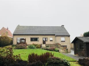 Maison à louer                     à 8980 Zonnebeke