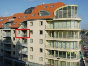 Vakantie appartement te huur per week of langere perioden te Nieuwpoort-bad,<br /> voor 4 personen met 1 slaapkamer.<br /> De slpk heeft een stapelbed