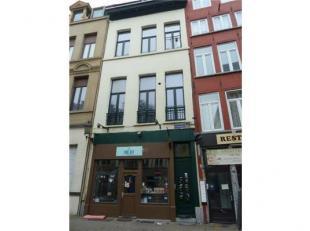 1 Kamer Appartement te huur in Vlasmarkt/ 2000 Antwerpen.<br /> Ruime woning, gezellig buurt.<br /> <br /> * 3-5 min Loopafstand Station Groenplaats<b