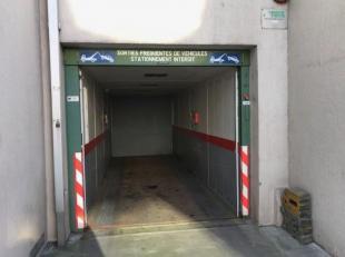 Beveiligde parkeerplaats (buiten) te huur € 1 per dag ...<br />