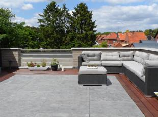 Uit de hand te koop!<br /> <br /> De grootste troeven van deze duplex woning zijn: de moderne en hoge afwerkingsgraad, het ruime terras en de garage a
