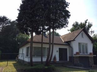 Zeer mooie woning met praktische tussenverdiepingen gelegen in een groene en stille omgeving tussen Genk en Hasselt (op 15 min wandelafstand van het D