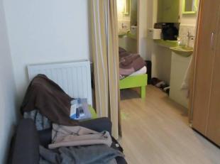 zeer goed onderhouden studentenwoning in het hart van Leuven (nabij Parkstraat) voor 4 studenten met 2 keukens, 1 badkamer en zonnig terras gericht op