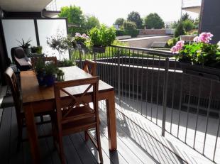 Zeer recent appartement met rustige ligging op wandelafstand van centrum van Mechelen (10 min. te voet) én van natuur- en recreatiedomein 'De Nekker'.