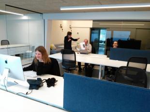 Coworking Office Box biedt kwalitatieve kantoorruimte op flexibele basis aan freelancers en entrepreneurs met een aantrekkelkje prijs op een toplocati