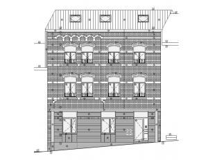 Gunstig gelegen gebouw met 3 appartementen in het centrum van Tienen. <br /> Het pand wordt totaal gerenoveerd, aanvang van de werken in november 2018