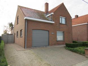 Deze woning is al in optie! Ruime woning in Jonkershove met 3 slaapkamers: 275 000 euro<br /> Deze volledig instapklare woning is gelegen in het lande