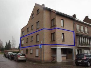 2-slaapkamer appartement met garage te koop aangeboden te Tienen.<br /> Keuken, badkamer en alle leidingen werden vernieuwd in oktober 2014.<br /> Mom