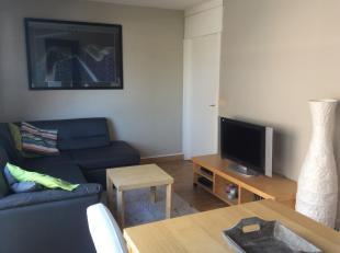Een bemeubelde studio/ appartement met 1 slaapkamer + badkamer met ligbad/douche, gelegen in het centrum van Leuven. Ideaal als starterswoning als je