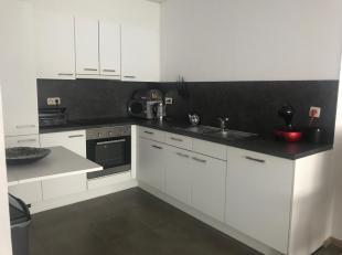 Recent gemoderniseerd appartement in centrum Hasselt met 2 slaapkamers, berging, badkamer, terras en kelderberging.