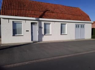 Landelijke woning te koop op een totale grondoppervlakte van 2190 m²<br /> Te bezichtigen na afspraak : 057/200332