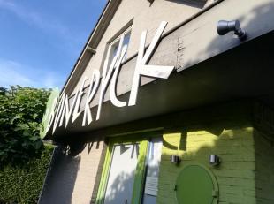 Voormalig restaurant Boneryck te huur of te koop (wegens faillissement vorige uitbater). Dit is gelegen in Wondelgem bij Gent, dichtbij Industriebaan.