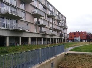 Appartement gelegen aan achterkant van station Leuven. gelegen in volledige nieuwe woonbuurt met veel open ruimte en Hal 5 in de nabije omgeving.<br /