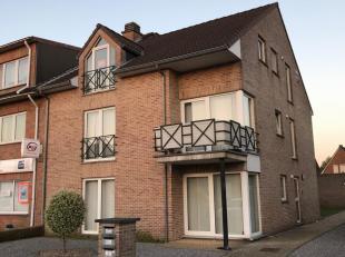 Rustige gelegen appartement op 1e verdieping in centrum Maasmechelen<br /> Ruime parkeergelegenheid voor het appartement<br /> <br /> Ruime living <br