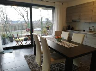 Residentie Alverpark. Appartement met 2 slaapkamers,  90 m² woonoppervlakte en 12 m² terras, nieuwbouw, gelegen binnen de Hasseltse Ring, in een groen