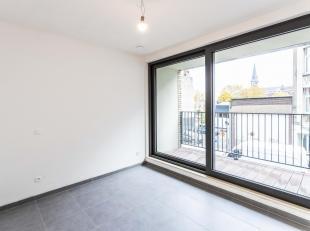 Splinternieuw subliem 1-slaapkamer appartement te koop (nieuwbouw!). Gelegen in de heerlijke en bruisende buurt Zurenborg, vlakbij Delhaize & Aldi, op