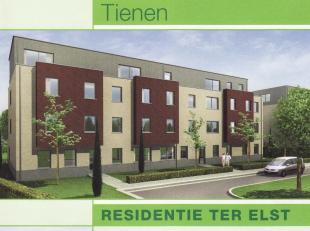 Appartement met 2 slaapkamers te huur in tienen 3300 for Appartement te huur tienen