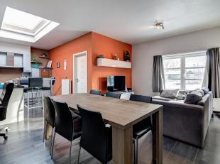 VMV-VASTGOED verkoopt recent (2003) halfopen gelijkvloersappartement (110 m²!). Zeer rustig gelegen maar toch nabij centrum (Sint-Jozef) Londerzeel. D