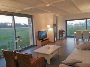 """Verkoop onder registratierechten! Zeer lichtrijke nieuwbouw met subliem zicht op de velden op 1495 m². Kom tot rust in het prachtige domein """"Dreef ter"""