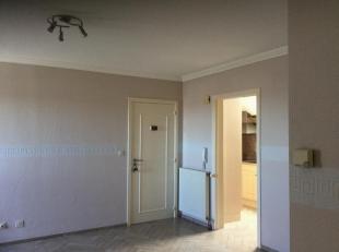 Zeer mooi energie zuinig appartement met één slaapkamer , Aparte volledig ingerichte keuken uitgerust met koelkast ,diepvries, kookplaat, dampkap, ove