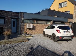 Zeer ruim gelijkvloers instapklaar appartement met een bewoonbare oppervlakte van 180 vierkante meter , zeer rustig gelegen in het landelijke Boorsem