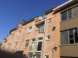 Luxe Dakappartement: met 3 slaapkamers, 2 terrassen en lift (garage met berging in optie)<br /> Ideaal voor een familie van maximum 4 personen<br /> L