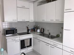 Appartement te huur in het centrum van Zutendaal in een rustige omgeving. Appartement met garage.