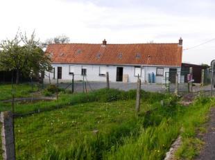 Prachtige gelegen hoeve gelegen te Aalbeke met een te renoveren woning op een idyllische ligging midden in de landbouwvelden met landelijke verzichten