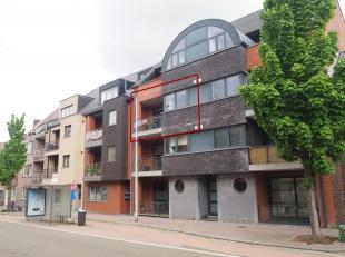 Rustig gelegen recent (bouwjaar 2007), zeer energiezuinig appartement, op wandelafstand van Genk-centrum en station, de bruisende Vennestraat, C-Mine,