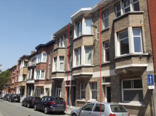 Zeer goed gelegen burgerwoning (Gent Stationsbuurt Noord): Zeer goed gelegen op te frissen burgerwoning (met stadskoertje), in een rustige straat in d