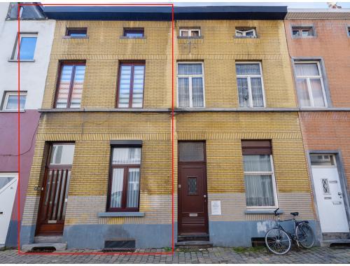 Maison deux facades à vendre à Gent, € 265.000